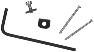 Picture of Leader ProX Sports Goggle Replacement Parts Kit