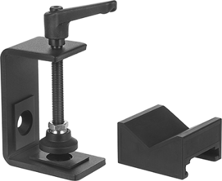 Picture of Bench Shield - Clamp-on Base