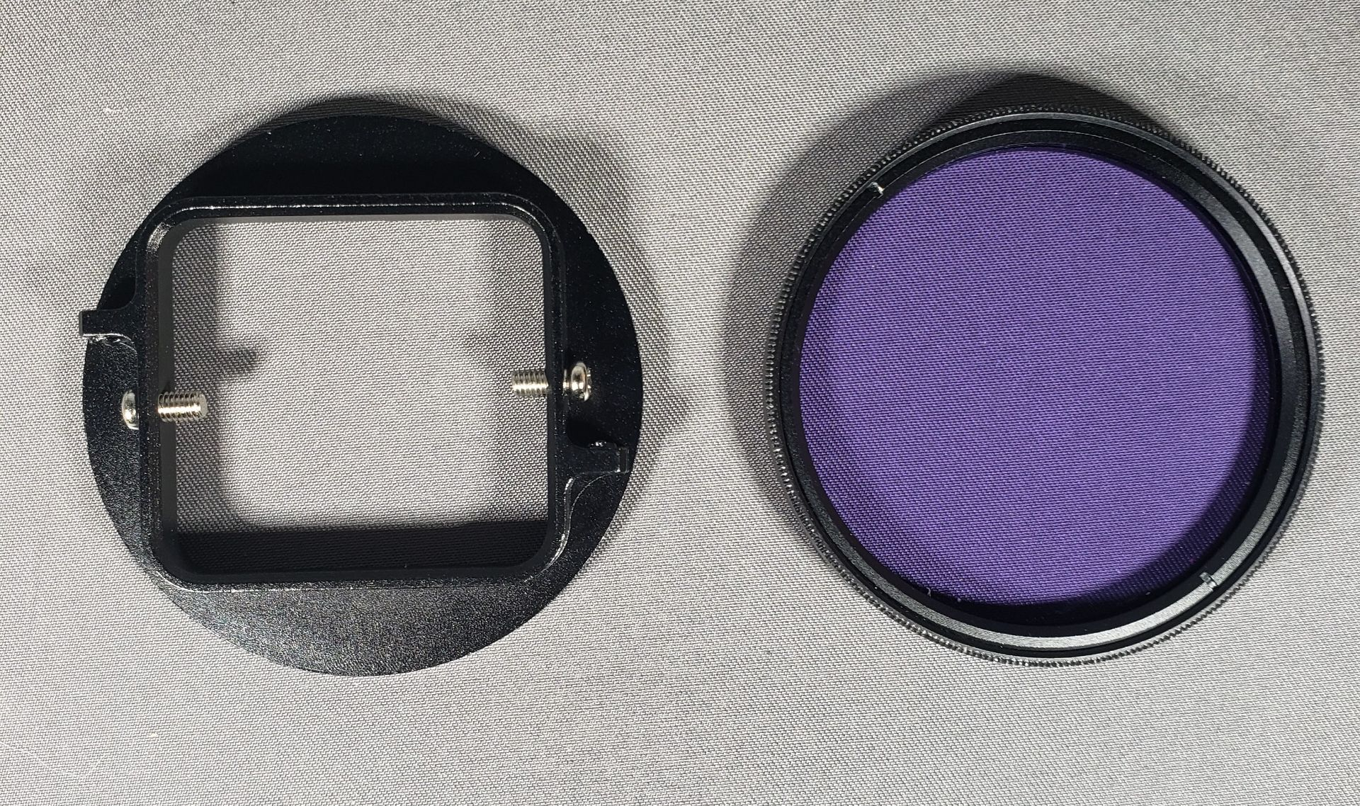 Picture of GoPro 3+/4 Camera Filter Mount - External Style
